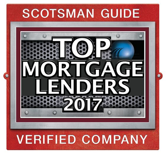Prosperity Home Mortgage Ranked As One of Nation's Top Mortgage Lenders